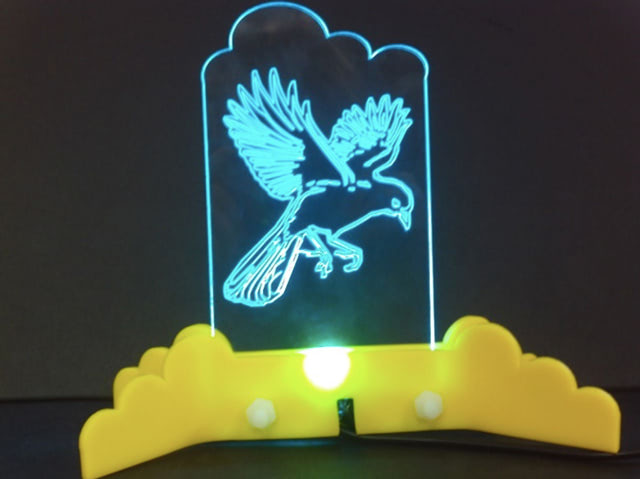 Picture of USB color changing light